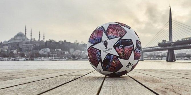 UEFA'dan İstanbul temalı top