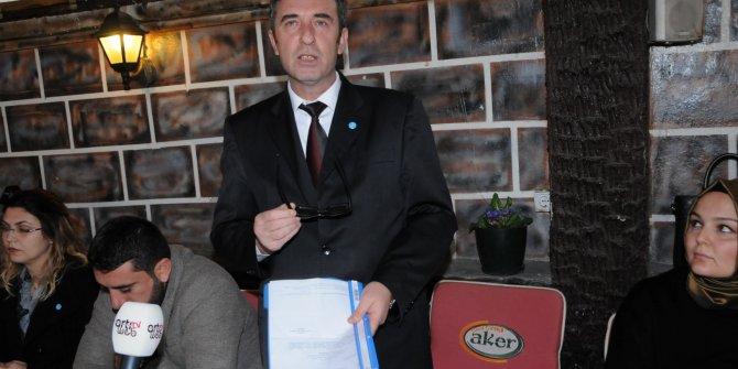 İYİ Parti Balıkesir İl Başkanı'ndan İsmail Ok'a tepki