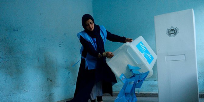 Afganistan'da seçim sonucu 5 ayda tescillendi: Eşref Gani yeniden cumhurbaşkanı