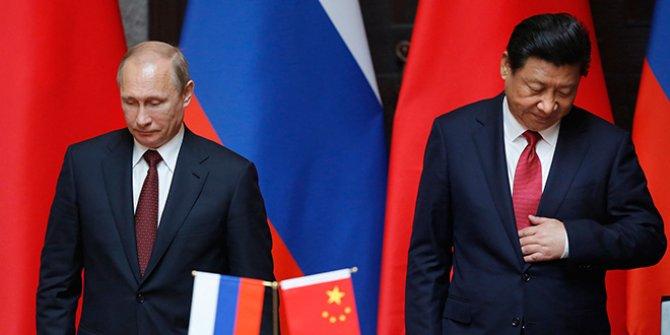 Çin vatandaşlarının Rusya'ya girişi yasaklanıyor!