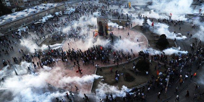 FETÖ dediler Gezi dediler...