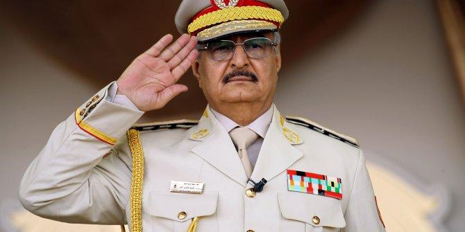 Libya'da Hafter kararı