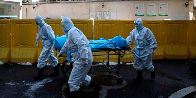 Coronavirüs nedeniyle hayatını kaybedenlerin sayısı 2 binin üzerinde!