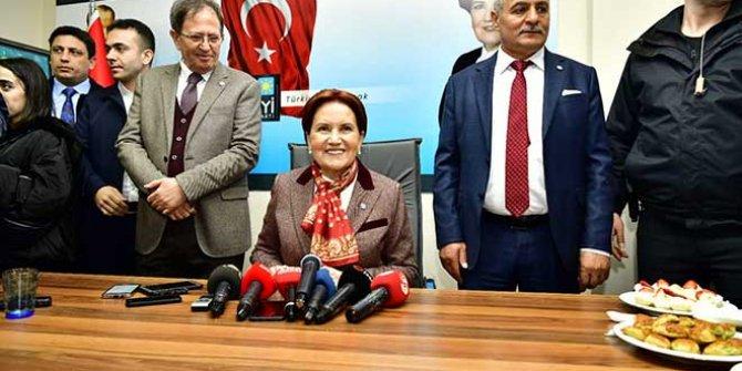 """Meral Akşener'den Trabzonspor açıklaması: """"Damat beyin trolleri devreye girdi"""""""
