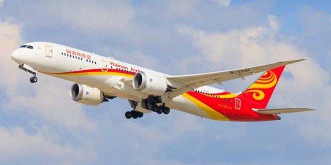 Çinli havacılık devi iflasın eşiğinde!