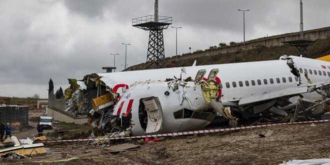Pegasus uçağının düşmesine neden olan ihmaller zinciri ortaya çıktı!