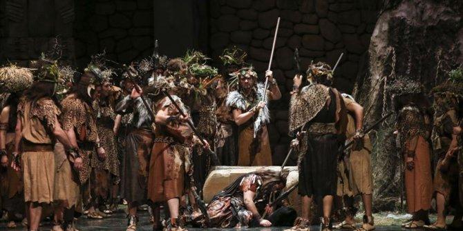Göbeklitepe Operası dünyaya açıldı