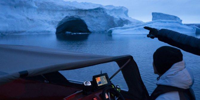 Antarktika'daki bilim insanlarının beyni monotonluktan küçüldü