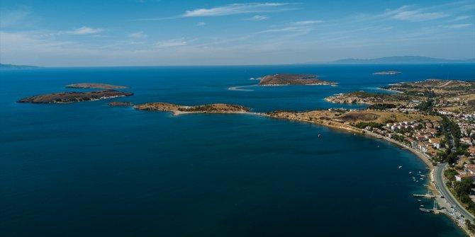 Ege'deki adaları Yunan'a bırakmışız, öyle mi?