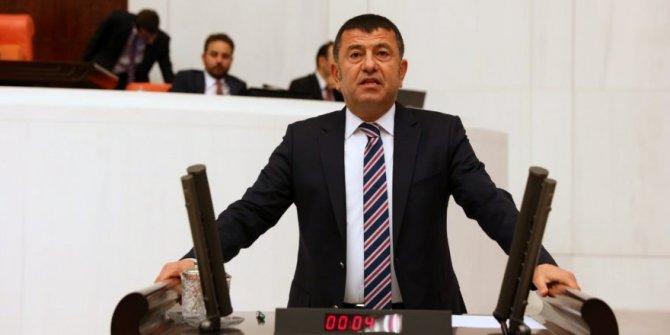 """CHP'li Veli Ağbaba: """"Tek gerçek gündem intiharlar"""""""
