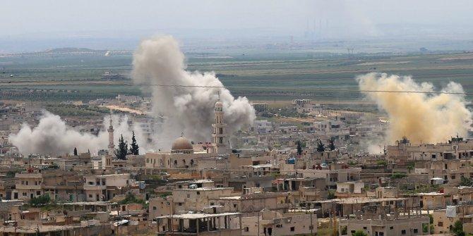 Esad rejimi sivilleri bombalayıp suçu Türkiye'ye atacak