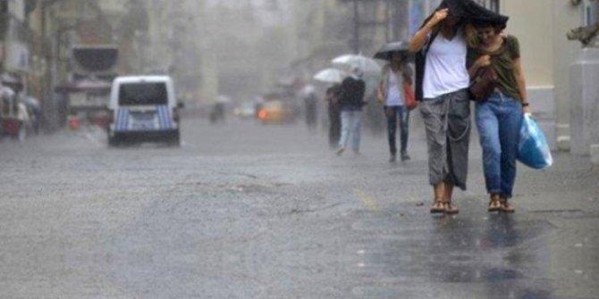 Meteoroloji'den yağış uyarısı! 21 Şubat 2020 hava durumu, Bugün hava nasıl olacak?