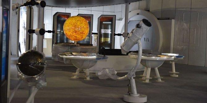 Uzay temalı eğitim üssü 23 Nisan'da kapılarını açacak