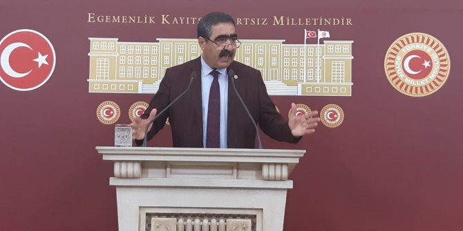 """Halil İbrahim Oral: """"Bu iş partiler üstü tutumla çözülsün"""""""