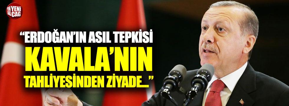 Deniz Zeyrek: Erdoğan'ın asıl tepkisi Kavala'nın tahliyesinden ziyade...