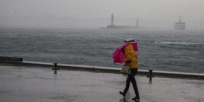 Meteoroloji il il uyardı