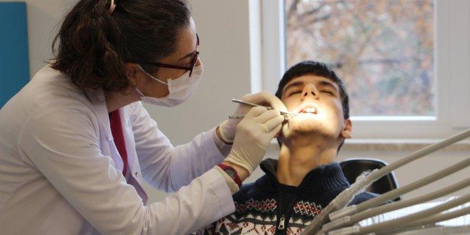Engellilere özel diş hastanesi