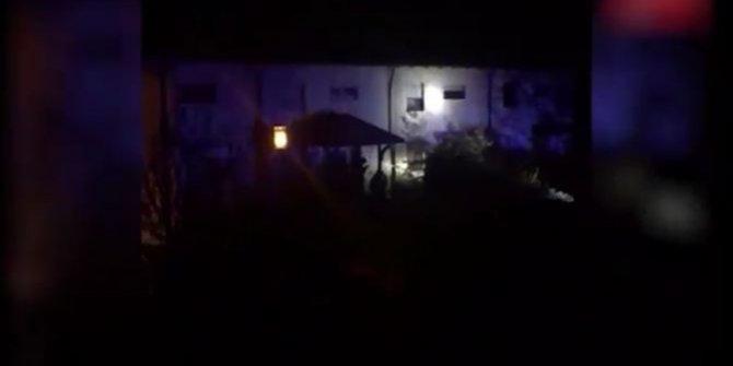 Tobias Rathje'nin evine baskın görüntüleri ortaya çıktı!