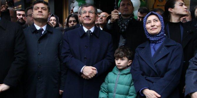 Ahmet Davutoğlu'ndan hükümete 'Patriot' tepkisi