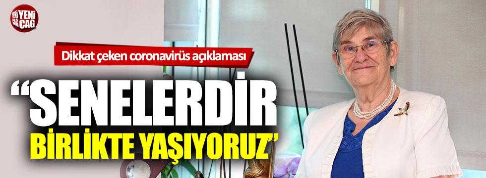 Canan Karatay'dan dikkat çeken coronavirüs açıklaması!