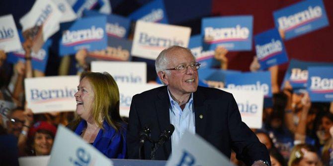 Sanders, bir ön seçimi daha kazandı