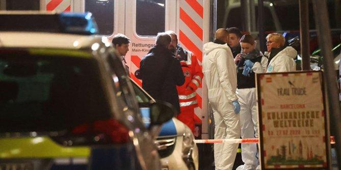 Irkçı Alman parti, Hanau'daki saldırıda ölenleri suçladı