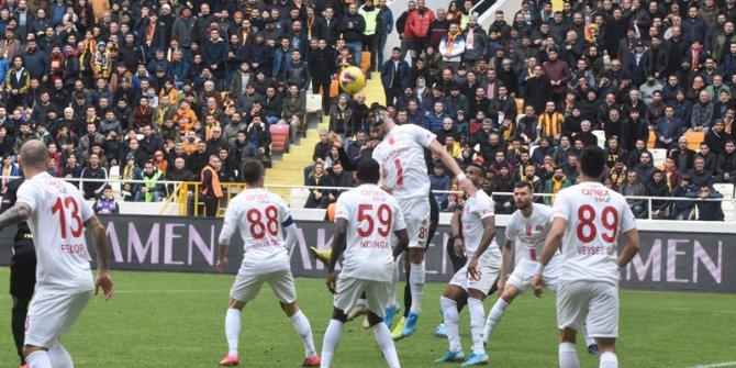 Antalyaspor'u Podolski galibiyete taşıdı