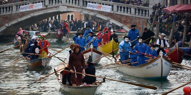Venedik Karnavalı iptal edildi