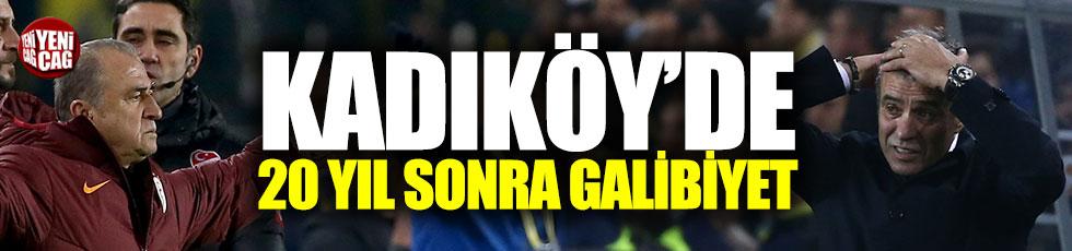 Fenerbahçe-Galatasaray 1-3