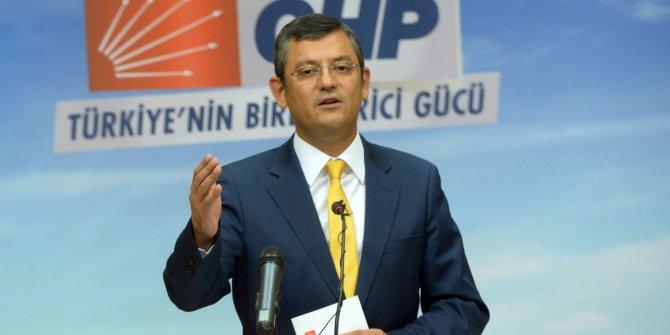 CHP'li Özgür Özel'den partililere uyarı