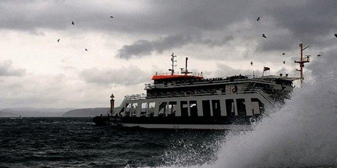 Bursa-İstanbul seferleri iptal edildi