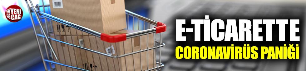 E-ticarette coronavirüs paniği