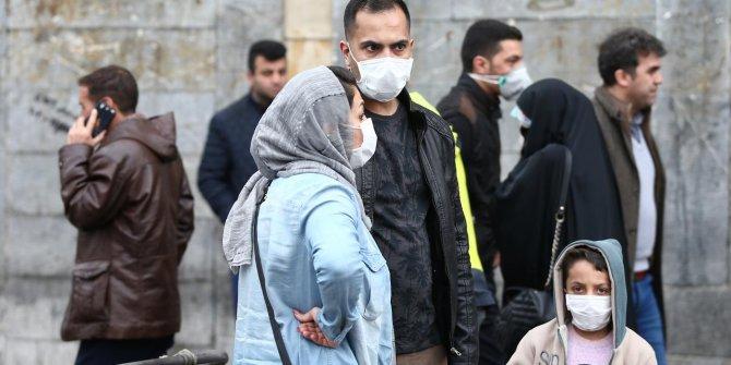 Coronavirüs Irak'ta da görüldü