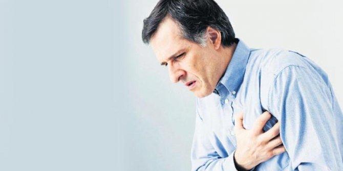 Soğuk havalar kalp krizi riskini artırıyor