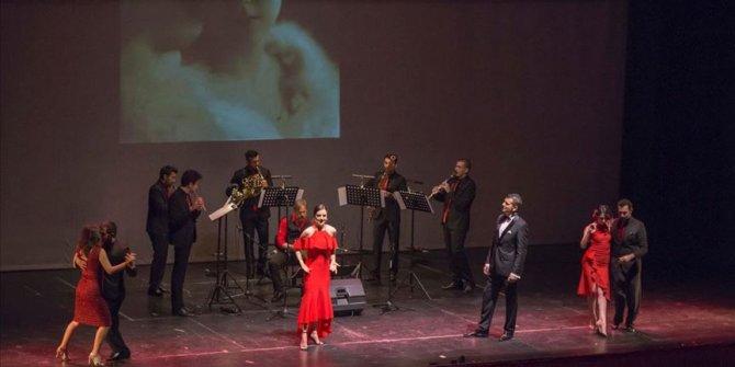 Antalya Devlet Opera ve Balesi 'Tangoloji' konseri!
