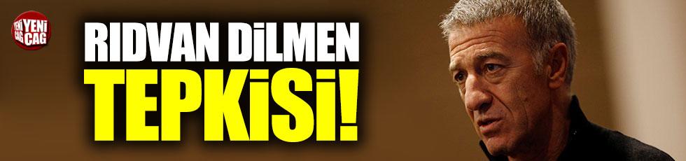 Ahmet Ağaoğlu'ndan Rıdvan Dilmen'e tepki