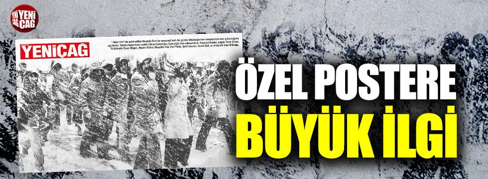 Türk milletini Türk katili temsil edemez