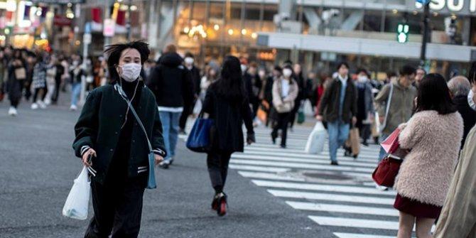 Japonya'da maçlara coronavirüs iptali