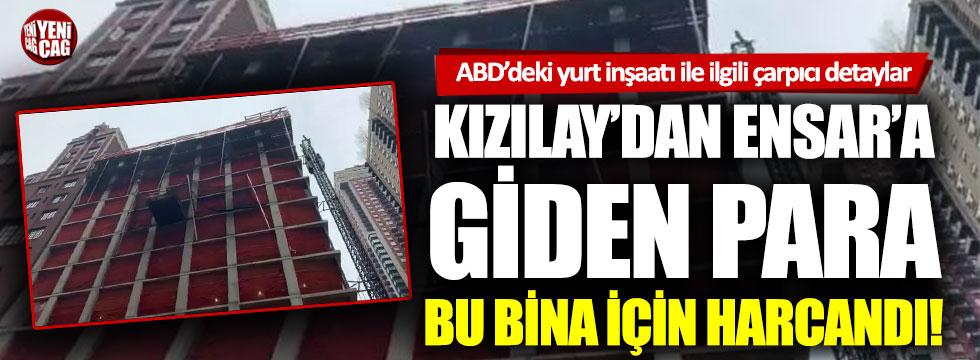 Türken Fundation'ın yurt binası ile ilgili çarpıcı detaylar ortaya çıktı