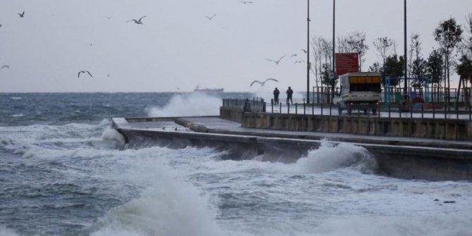 İstanbullular dikkat! Fırtına geliyor
