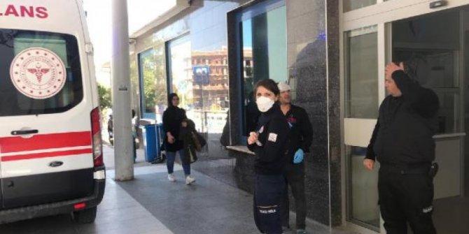 Çinli turistleri gezdiren rehber hastaneye kaldırıldı