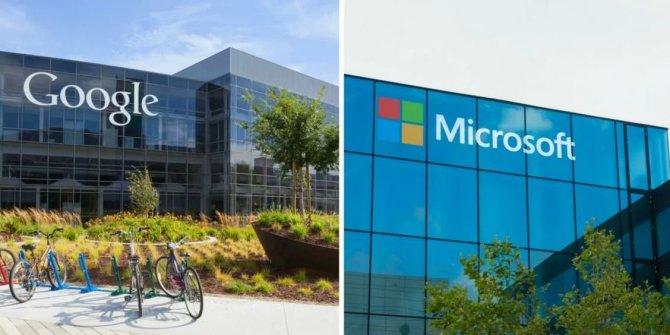 Google ve Microsoft Çin'deki üretimlerini taşıyor