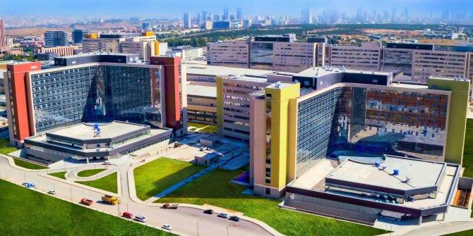 Ankara Şehir Hastanesi'nden Regaip Kandili programı