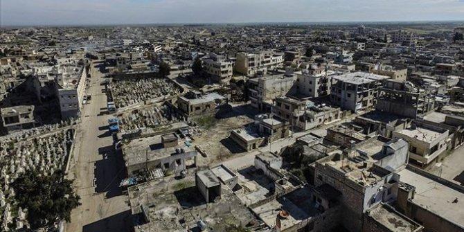 Muhalifler İdlib'e bağlı Serakib'i geri aldı