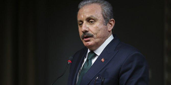 Mustafa Şentop Lozan Anlaşması için 'devre arası' dedi!
