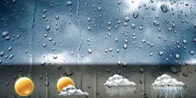 Meteoroloji'den açıklama! 27 Şubat 2020 il il hava durumu! Hava bugün nasıl olacak?