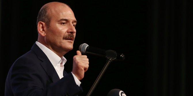 """Süleyman Soylu: """"PKK bir kadın örgütüdür"""""""