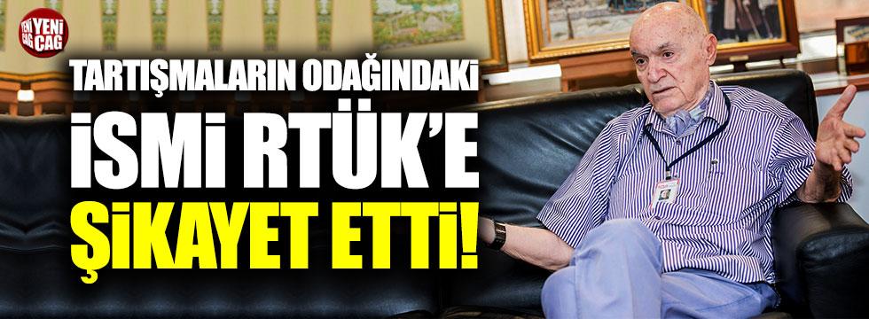 Hıncal Uluç Ece Erken'i RTÜK'e şikayet etti