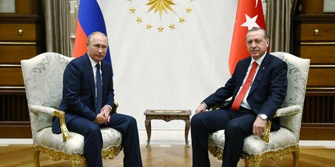 """Kremlin'den Erdoğan-Putin görüşmesi yanıtı: """"Farklı iş planları mevcut"""""""