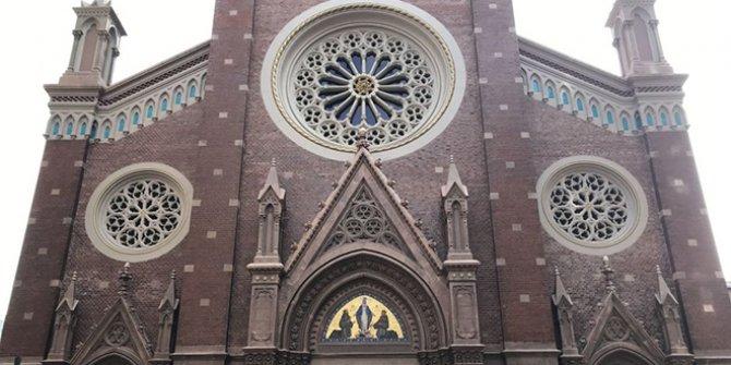 Sent Antuan kilisesi satışa çıkarıldı!